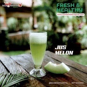Jus melon new copy