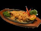 Ikan-bakar-hot-plate