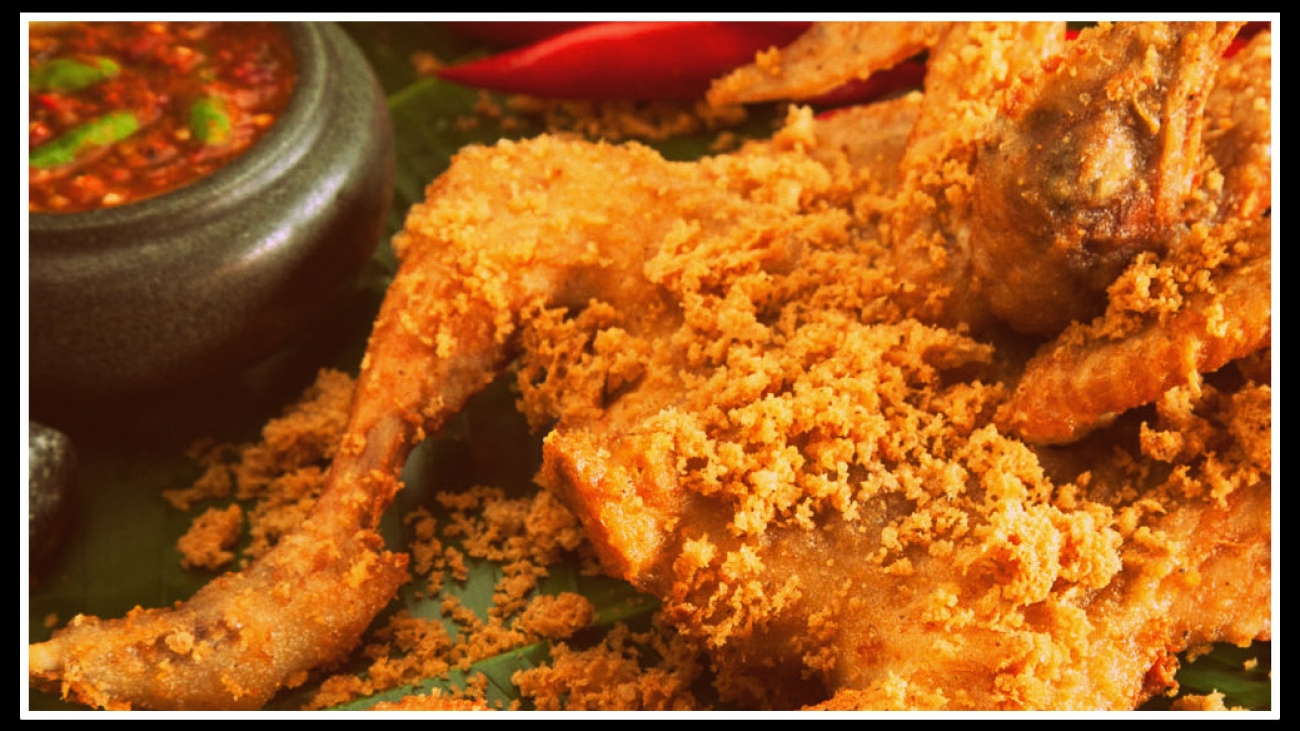 Resep Membuat Ayam Goreng Kalasan Bale Bengong Family Resto