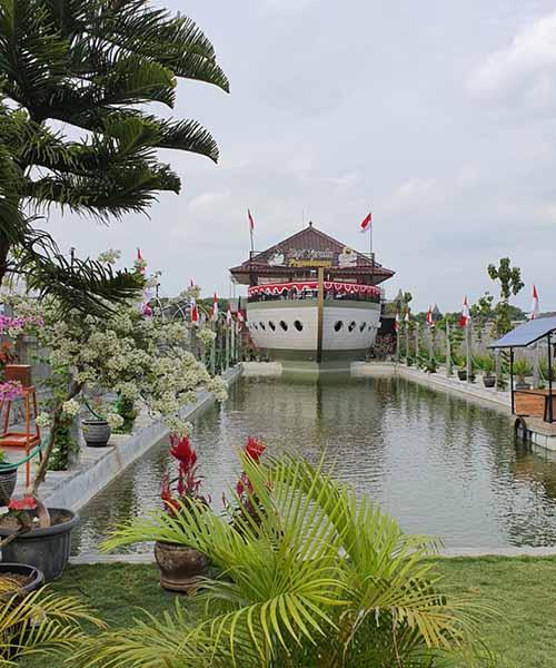 kopi perahu prambanan
